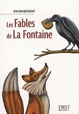 Couverture du livre : Le petit livre des Fables de La Fontaine