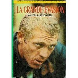 Couverture du livre : La grande évasion
