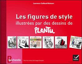 Couverture du livre : Les Figures de Style illustrées par Plantu