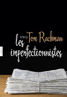 Couverture du livre : les imperfectionnistes