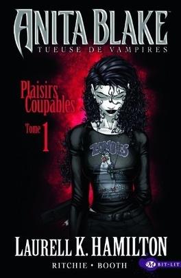 Couverture du livre : Anita Blake, Tome 1 : Plaisirs Coupables 1.1 (roman graphique)