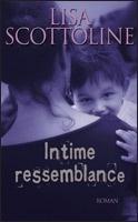 Couverture du livre : Intime ressemblance