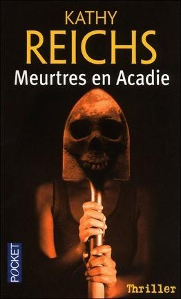 Couverture du livre : Meurtres en Acadie