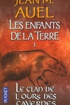 couverture Les Enfants de la Terre, Tome 1 : Le Clan de l'Ours des Cavernes