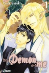 couverture My Demon and Me, Tome 1