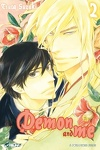 couverture My Demon and Me, Tome 2
