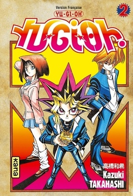 Couverture du livre : Yu-Gi-Oh!, Tome 2