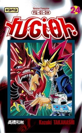 Couverture du livre : Yu-Gi-Oh!, Tome 24