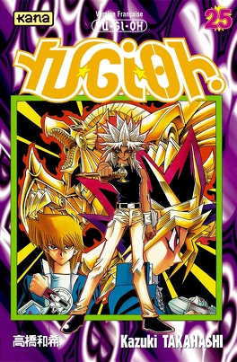 Couverture du livre : Yu-Gi-Oh!, Tome 25