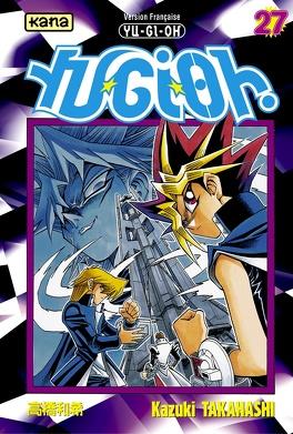 Couverture du livre : Yu-Gi-Oh!, Tome 27
