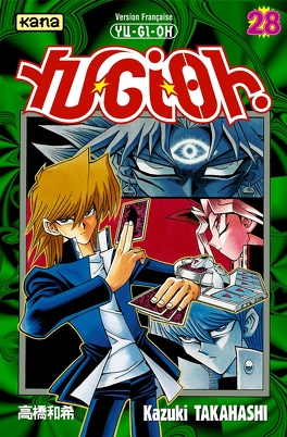 Couverture du livre : Yu-Gi-Oh!, Tome 28