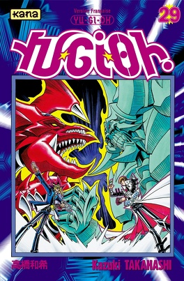 Couverture du livre : Yu-Gi-Oh!, Tome 29