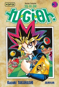 Couverture de Yu-Gi-Oh!, Tome 3