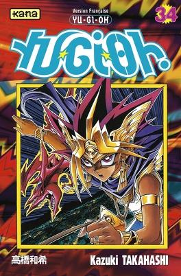 Couverture du livre : Yu-Gi-Oh!, Tome 34
