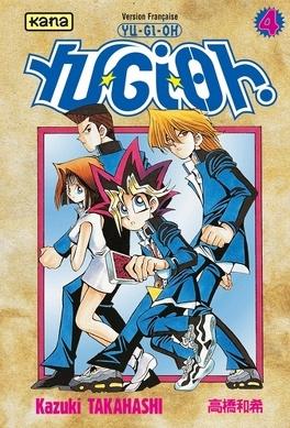Couverture du livre : Yu-Gi-Oh!, Tome 4