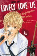 Lovely Love Lie, tome 7