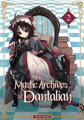 The Mystic Archives of Dantalian, tome 2