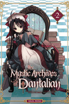 couverture The Mystic Archives of Dantalian, tome 2