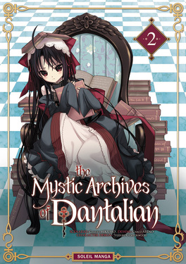 Couverture du livre : The Mystic Archives of Dantalian, tome 2
