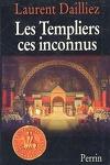 couverture Les Templiers ces inconnus