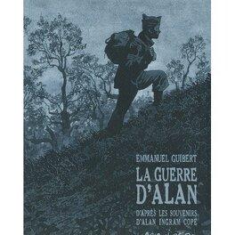 Couverture du livre : La guerre d'Alan - Intégrale