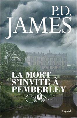 Couverture du livre : La mort s'invite à Pemberley
