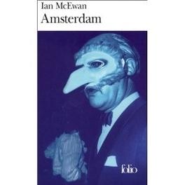 Couverture du livre : Amsterdam