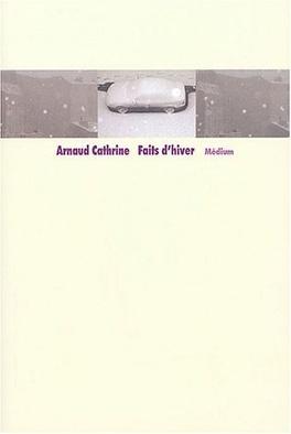 Couverture du livre : Faits d'hiver