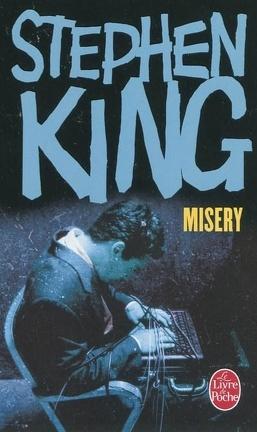 Couverture du livre : Misery