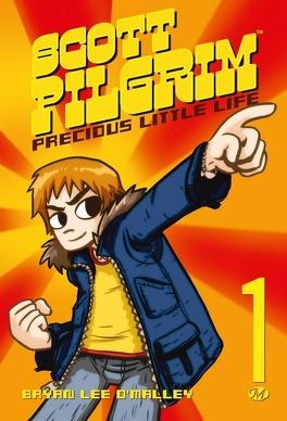 Couverture du livre : Scott Pilgrim, Tome 1: Scott Pilgrim's Precious Little Life