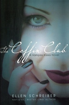 Couverture du livre : Vampire Kisses, Tome 5 : The Coffin Club