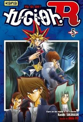 Couverture du livre : Yu-Gi-Oh! R, Tome 5
