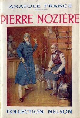 Couverture du livre : Pierre Nozière