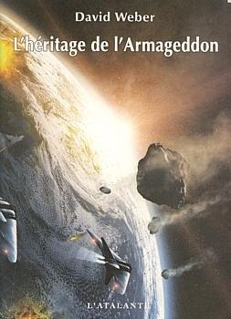 Couverture du livre : L'Héritage de l'Armageddon
