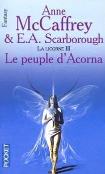 Couverture du livre : La petite Licorne, tome 3 : Le peuple d'Acorna