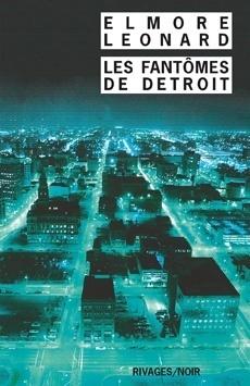 Couverture du livre : Les Fantômes de Detroit