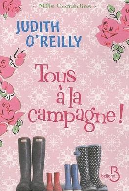 Couverture du livre : Tous à la campagne!