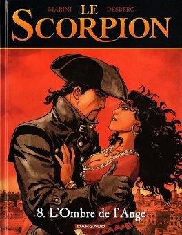 Couverture du livre : Le Scorpion, Tome 8 : L'ombre de l'ange