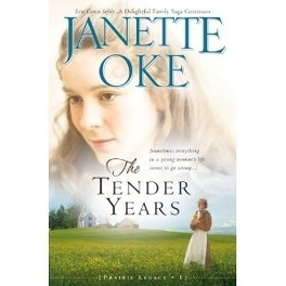 Couverture du livre : A Prairie Legacy, tome 1 : The Tender Years