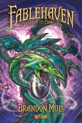 Couverture du livre : Fablehaven, Tome 4 : Le Temple des dragons