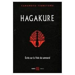 Couverture du livre : Hagakure