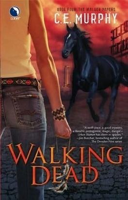 Couverture du livre : Joanne Walker, Tome 4 : Walking Dead