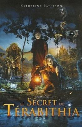 Couverture du livre : Le Secret de Térabithia