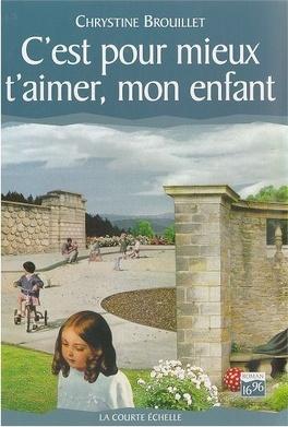 Couverture du livre : Maud Graham, tome 4 : C'est pour mieux t'aimer mon enfant