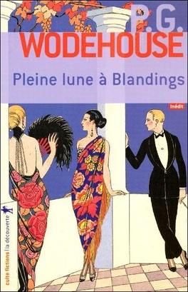 Couverture du livre : Pleine lune a Blandings