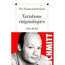 Couverture du livre : Variations énigmatiques