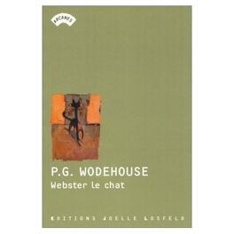 Couverture du livre : Webster le chat