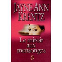 Couverture du livre : Le miroir aux mensonges