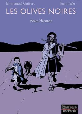 Couverture du livre : Les Olives noires, Tome 2 : Adam Harishon
