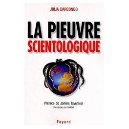 Couverture du livre : La pieuvre scientologique
